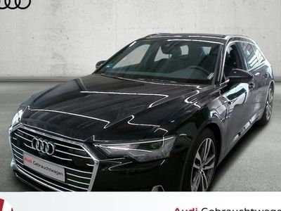 gebraucht Audi A6 Avant Sport S-Line HUD MatrixLED B&O HeadUp M