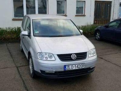 gebraucht VW Touran 1.6 fsi mit polnischer Zulassung