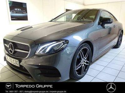 gebraucht Mercedes E300 COUPÉ AMG LED+NIGHT+NAVI+WIDESCREEN+KAMERA