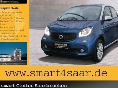 gebraucht Smart ForFour passion 66 kW, Cool&Media, LED&Sensor