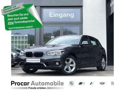 gebraucht BMW 116 i 5-Türer Sport Line