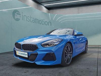 gebraucht BMW Z4 Z4sDrive 30 i M Sport Roadster EU6d Aut LED Navi PDC