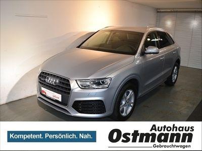 used Audi Q3 2.0 TDI sport quattro Xenon*BOSE*Kamera*EU6