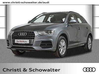 gebraucht Audi Q3 design 2.0 TDI quattro S tronic Navi