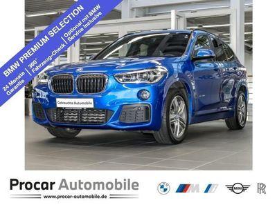 gebraucht BMW X1 sDrive18d M Sport Aut. Klimaaut. Head-Up PDC