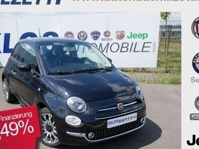 gebraucht Fiat 500 1.2 8V LOUNGE 69PS KLIMAAUTOMATIK APPLE CARPLAY
