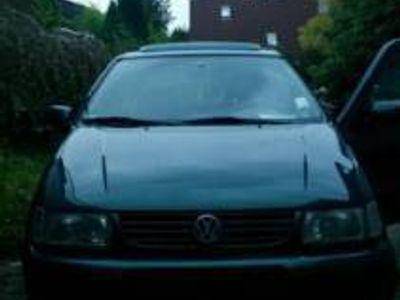 gebraucht VW Polo 6n 1.4 mit Faltdach