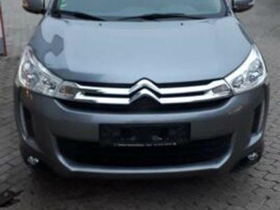 gebraucht Citroën C4 Aircross Tendance 2WD