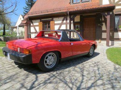 used Porsche 914 2.0 Baujahr 1975 deutsches Modell !!!