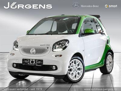 gebraucht Smart ForTwo Electric Drive cabrio Cool u. Media