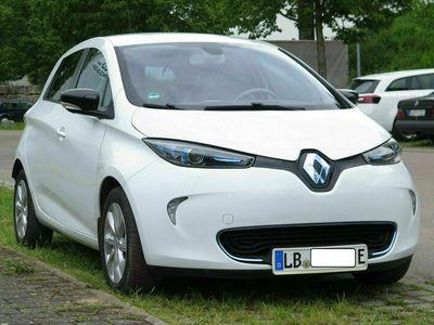 gebraucht Renault Zoe Zen 22kWh MietBatterie unfallfrei el-FH Navi