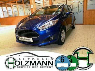 gebraucht Ford Fiesta 1.0l EcoBoost Sync Edition 5-Türer/Euro6