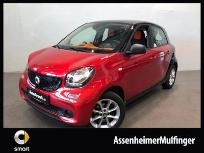 gebraucht Smart ForFour turbo **twinamic/Cool & Audio