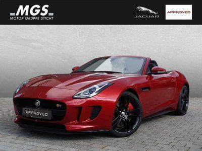 gebraucht Jaguar F-Type V8 Gebrauchtwagen, bei MGS Motor Gruppe Sticht GmbH & Co. KG