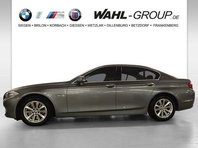 gebraucht BMW 525 d xDrive Limousine Navi Xenon HiFi BT+USB