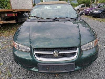 gebraucht Chrysler Stratus 2.5 LX Cabrio