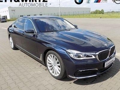 käytetty BMW 750L i xDrive SAG Rkamera Standhzg HUD Navi TV