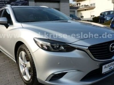 gebraucht Mazda 6 2.2 SKYACTIV-D 150 Excl.-L. AWD