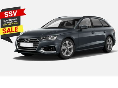 gebraucht Audi A4 Avant 35 2.0 TDI 163 STronic Advanced LED Kam