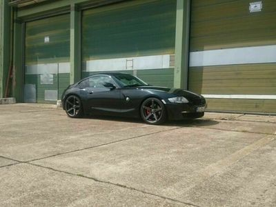 gebraucht BMW Z4 Coupe 3.0si Aut.