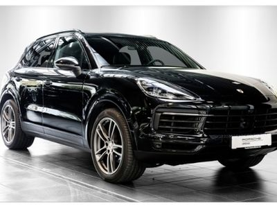 gebraucht Porsche Cayenne LED-Matrix Surround View Luftfederung