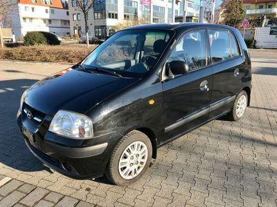 gebraucht Hyundai Atos 1.1 Benzin und Gasanlage