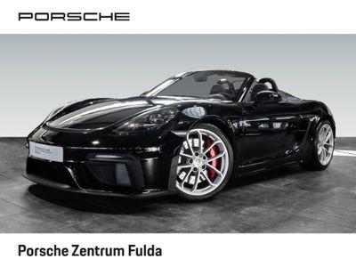 gebraucht Porsche 718 Boxster Spyder - 1. Hand, 500 KM