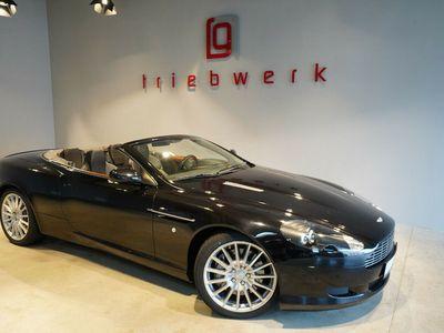 gebraucht Aston Martin DB9 Volante Touchtronic - V12**Originale 16 TKM**Top**