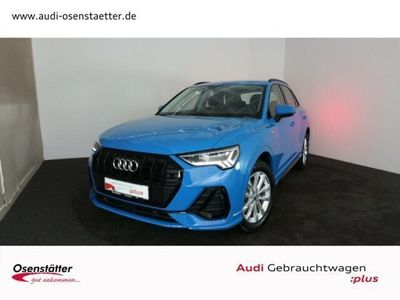 gebraucht Audi Q3 35 TDI ''S-Line'' S-tronic/LED/virtual/Adv.Ke