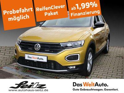 gebraucht VW T-Roc Style 2.0 TDI 4Motion PANORAMA*LED*NAVI