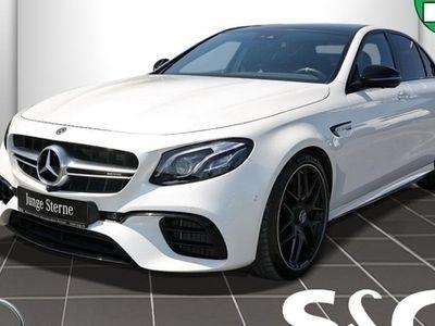 gebraucht Mercedes E63 AMG S 4Matic PanoDach/360°/LED/Sitzheizung