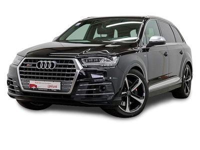 gebraucht Audi SQ7 4.0 TDI Q MATRIX 7-SITZE 2xASSIST BOSE RAUTE AHK HuD