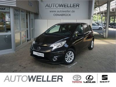 used Nissan Note 1.2 acenta+