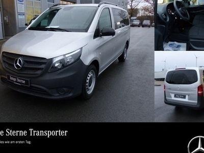 used Mercedes Vito 116 BlueTec Tourer Pro lang 2 x Klima Navi