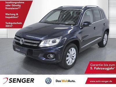 gebraucht VW Tiguan 2.0 TDI BMT Track & Style 4Motion DSG Xen