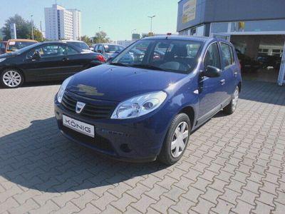 gebraucht Dacia Sandero 1.4 MPI Ambiance