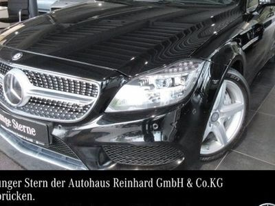 gebraucht Mercedes CLS500 AMG Line+Comand+Distronic+9G+Airmatic