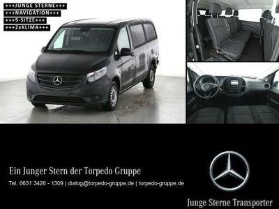 gebraucht Mercedes Vito 116 TOURER PRO LANG+7GTR+NAVI+2xKLIMA+AHK