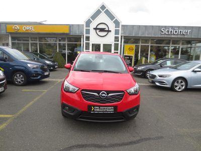 gebraucht Opel Crossland X Selection ** Start Stop ** Radio 4.0 IntelliLink