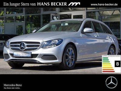 gebraucht Mercedes C180 T-MODELL Avantgarde Garmin Business-Paket