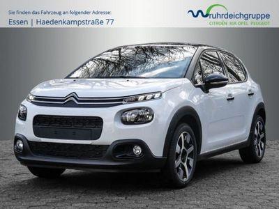 gebraucht Citroën C3 Shine 1.2 PureTech 82 EU6d-T