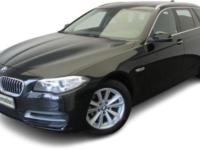gebraucht BMW 520 520 520 d TOURING 190PS.STEPTR.XENON.NAVI.PANO. G