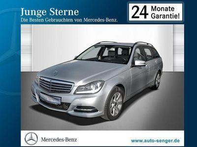 gebraucht Mercedes C220 CDI BlueEFFICIENCY T-Modell