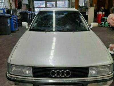 gebraucht Audi 90 2.3 Fünfzylinder, Typ 89 (B3) als Limousine in Überherrn