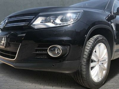 gebraucht VW Tiguan Sport & Style 2,0TDI Allrad DSG XENON NAVI