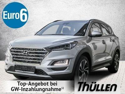 gebraucht Hyundai Tucson FL 1.6 T-GDI DCT7 2WD ADVANTAGE-Plus Panor.