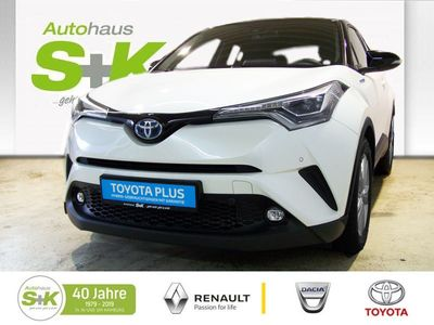 gebraucht Toyota C-HR Hybrid: 1,8-l Style Selection
