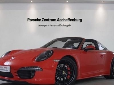 käytetty Porsche 911 Targa 4S 991PDK Sportabgas Komfortpaket Chrono