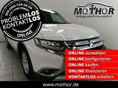 gebraucht Mitsubishi Outlander 2.0 MIVEC SUV-Star 2WD