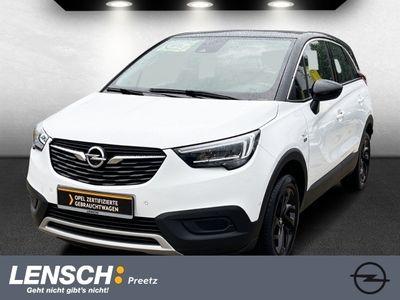 gebraucht Opel Crossland X 2020 1.2T LED+NAVI+ALLWETTER+RÜCKFAHRKAMERA